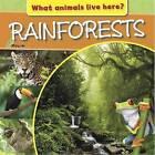 Rainforests by Hachette Children's Group (Hardback, 2016)