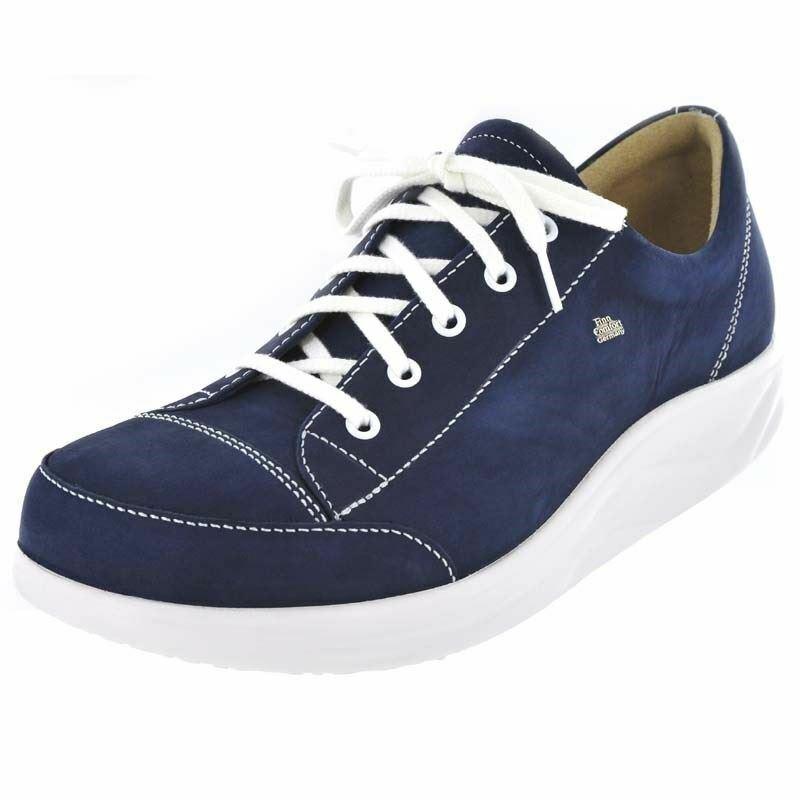 Finn Women's Ikebukuro-Finnamic Leather shoes Atlantic Pat 2911-373041