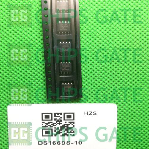 5PCS nuevo DS1669S-10 DALLAS D//C:0825 SOP8