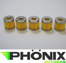 Autogas Filter-Einsatz 5x OMB Gasfilter KME LPG