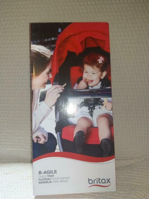 Britax B-Agile Child Tray for Double B-Agile Strollers Free Shipping! S910000