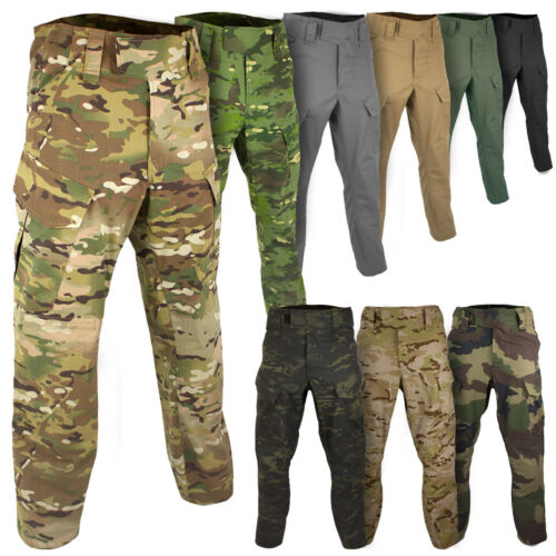 Bulldog Rogue MK1 Military Army PCS Tactical Airsoft Combat Camo Trousers Pants