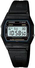 New!! CASIO Standard Mens Watch F-84W-1 Black Japan Best Seller Model Import