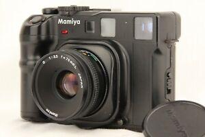 Quasi-Nuovo-Mamiya-NUOVO-6-sei-Medio-Formato-G-75mm-f-3-5-L-Obiettivo-dal-Giappone