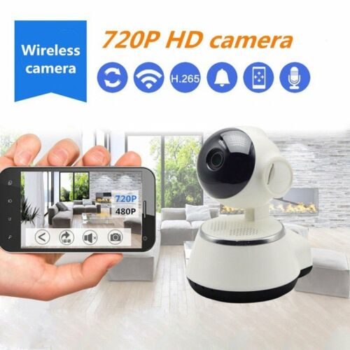 720P Wifi CCTV Camera IR Outdoor Security Surveillance Night Vision Home Camera
