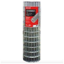 Galvanized Steel Welded Wire Mesh Fencing Fence Roll Chicken Livestock Animal