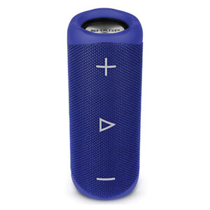Sharp GX-BT280(BL) Blue 14W Splashproof Rechargeable Portable Bluetooth Speaker
