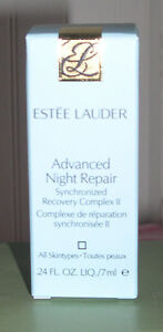 NIB-Estee-Lauder-Advanced-Night-Repair-Recovery-Complex-II-0-24-oz-7-ml-Travel-S