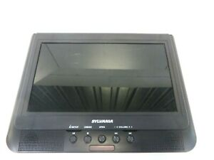 Sylvania-SDVD1010-10-1-Inch-Screen-Portable-DVD-Player-used-Free-shipping