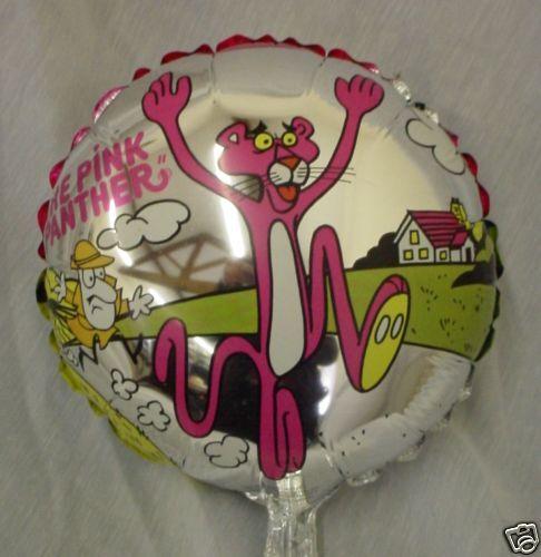 """8/"""" /""""la panthère rose/"""" mini foil balloon MI21"""
