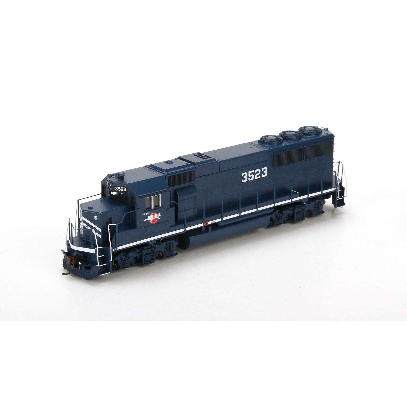 Athearn 77906 H0 US Diesellok RTR GP50 PHASE I, MISSOURI PACIFIC  3523  NEU OVP  | New Products