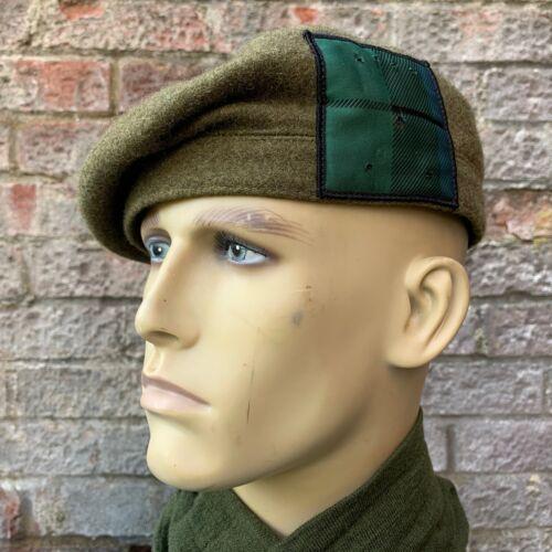 UK BRITISH ARMY SURPLUS SCOTTISH REGIMENTS KHAKI TAM O/'SHANTER BONNET,BERET,RRS