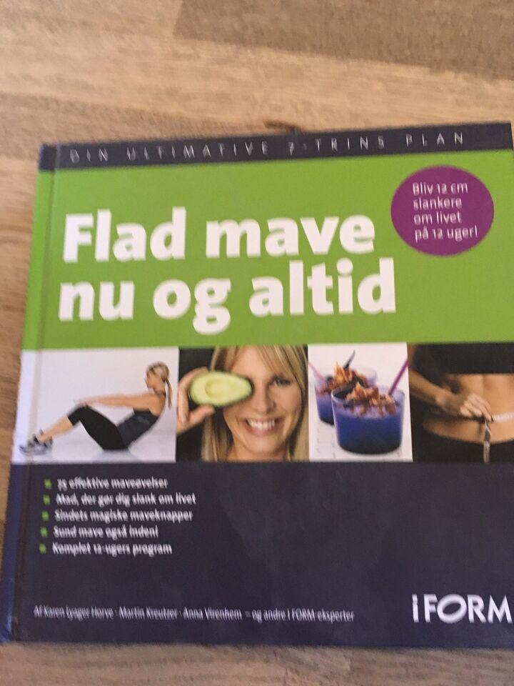 Flad mave nu og altid, Karen Lyager Horve m.fl., emne: krop