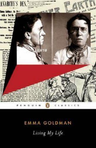 Living My Life by Emma Goldman (2006, UK-B Format Paperback, Abridged edition)