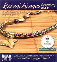 Kumihimo Round Disk Kd600 - Includes English Instructions