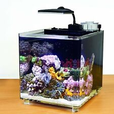 NEW TMC TROPICAL MARINE CENTRE MICROHABITAT 15 MARINE ACRYLIC AQUARIUM SET UP