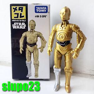 Takara Tomy Metacolle Metal Figure Collection Star Wars C-3PO The Force Awakens