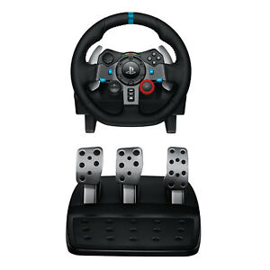 6c53e1a938f Logitech G29 Driving Force Racing Wheel Dual Motor Force Feedback ...
