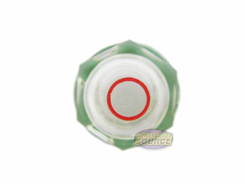 Rolair Air Compressor Oil Sight Glass /& Gasket 36500140CH OEM Replacement New