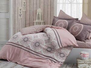100-Organic-Cotton-Sateen-Quilt-Doona-Cover-Set-Dusky-Pink-Queen-Size-880TC