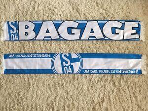 Ultras-Seidenschal-BAGAGE-SCHALKE