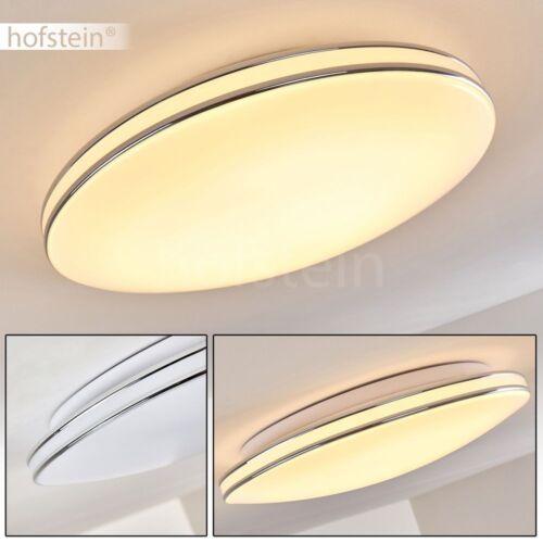 moderne LED Decken Lampen weiß Flur Dielen Wohn Schlaf Zimmer Beleuchtung rund