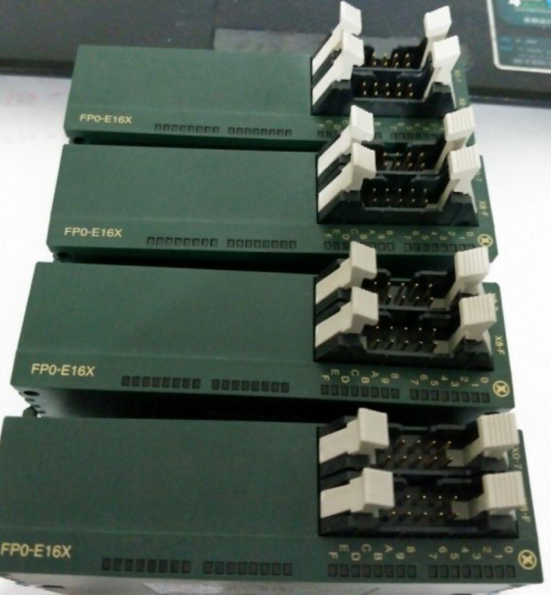Panasonic PLC extension module FP0-E16X (AFP03303)