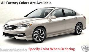 Image Is Loading Genuine Oem Honda Accord 4dr Sdn Full Under