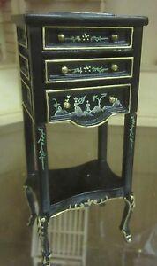 Dolls-House-Quarlity-Furniture-Writing-Table-Tall-Desk-JiaYi-1870