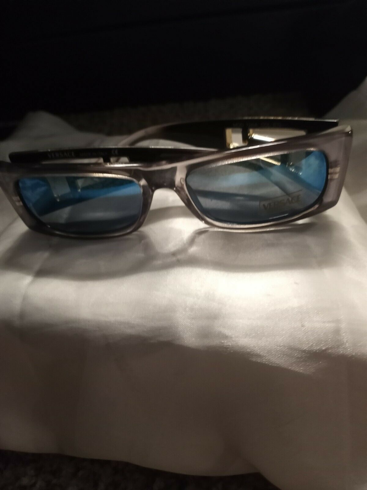 Rare vintage gianni versace sunglasses in perfect… - image 7