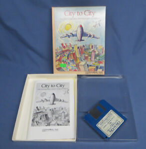 Vintage-Activision-Hyperware-City-to-City-US-Travel-Planning-Guide-Complete-Box