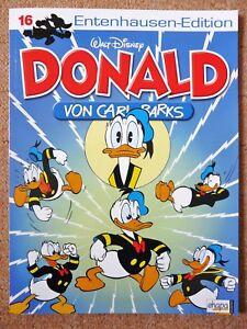 ungelesen!  DONALD Nr. 16 von Carl Barks - Comic - Dagobert Duck Ehapa Disney