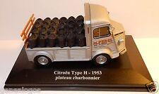 ELIGOR HACHETTE CITROEN TYPE H HY 1953 PLATEAU CHARBONNIER 1/43 IN BLISTER BOX