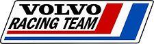 Motorsport Rally Car Exterior Vinyl Decals Volvo Racing Team Stickers x 2