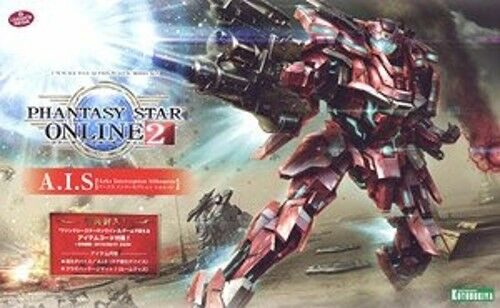 Kotobukiya 1 72 Phantasy Star Online 2  A.I.S Plastic Model Kit NEW from Japan