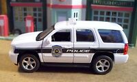 Welly Approximately 1/43 Scale Chevrolet Tahoe Police Unit
