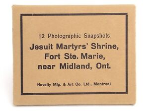 Jesuit-Martyrs-Shrine-Fort-Ste-Marie-Ontario-Canada-12-Printed-Photographs-H833