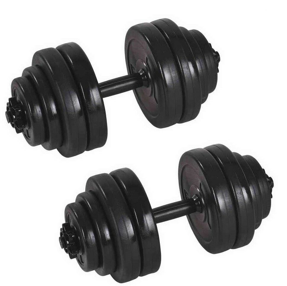 Dumbbell Set Dumbells  30kg 30kg  Set  Adjustable Dumbbells 39f5fd