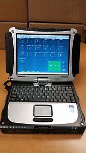 CF-19 MK7 !! Panasonic CF-195HYAALM, 4GB RAM,500GB HDD with GOBI 5000
