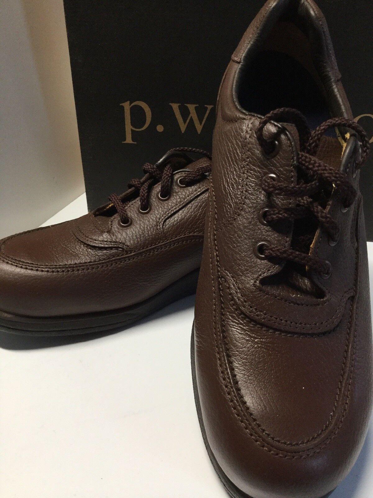 P.W. MINOR Men's Melbourne II Extra Depth shoes  9D