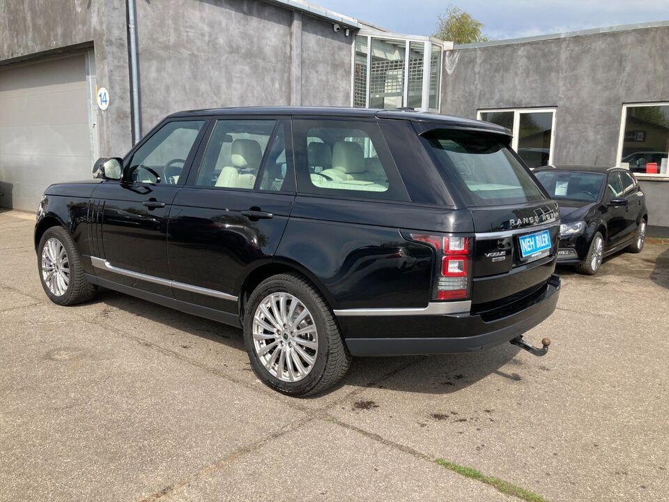 Land Rover Range Rover 4,4 SDV8 Vogue aut. Diesel 4x4 4x4
