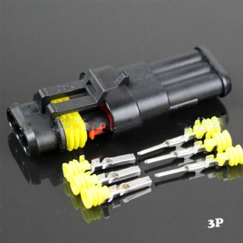 wasserdicht innere teil verbinder motorrad auto stecker elektrische zünder