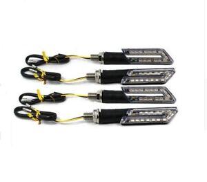 4X-Clignotants-12-LED-Moto-Scooter-Quad-12V-Universel-orange-f