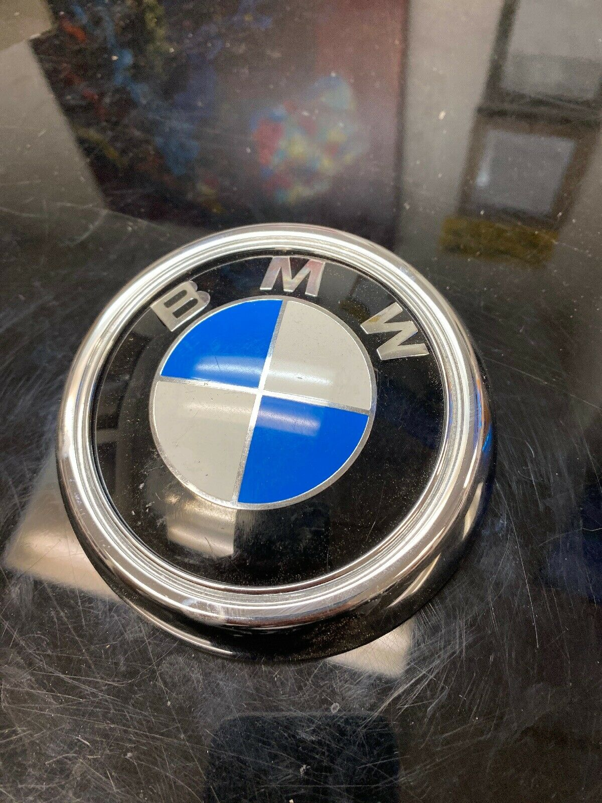 BMW 51147364375 GENUINE OEM EMBLEM