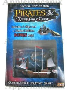 HMS-Richards-SE-3-Booster-Pack-Box-Pirates-CSG-of-Davy-Jones-Curse-Wizkids-NEW