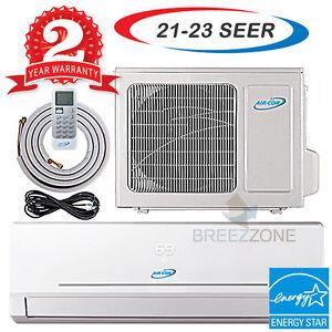 12000 btu 20 5 seer ductless mini split air conditioner for 12000 btu window air conditioner with heat pump