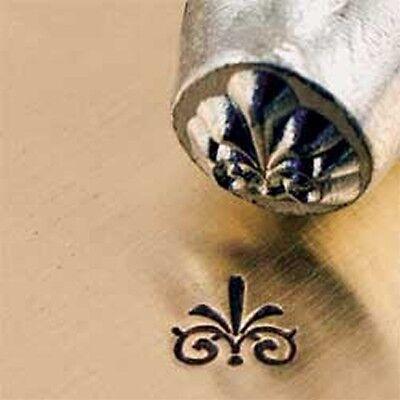Metal Design Stamp By Impressart 3mm Flourish G
