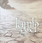 Resolution [Clean] by Lamb of God (CD, 2012, Epic (USA))