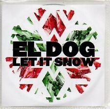 (AA474) El Dog, Let It Snow - DJ CD
