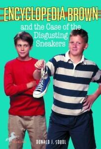 Donald-J-Sobol-Encyclopedia-Brown-amp-the-Case-of-the-Disgusting-Sneakers-1991